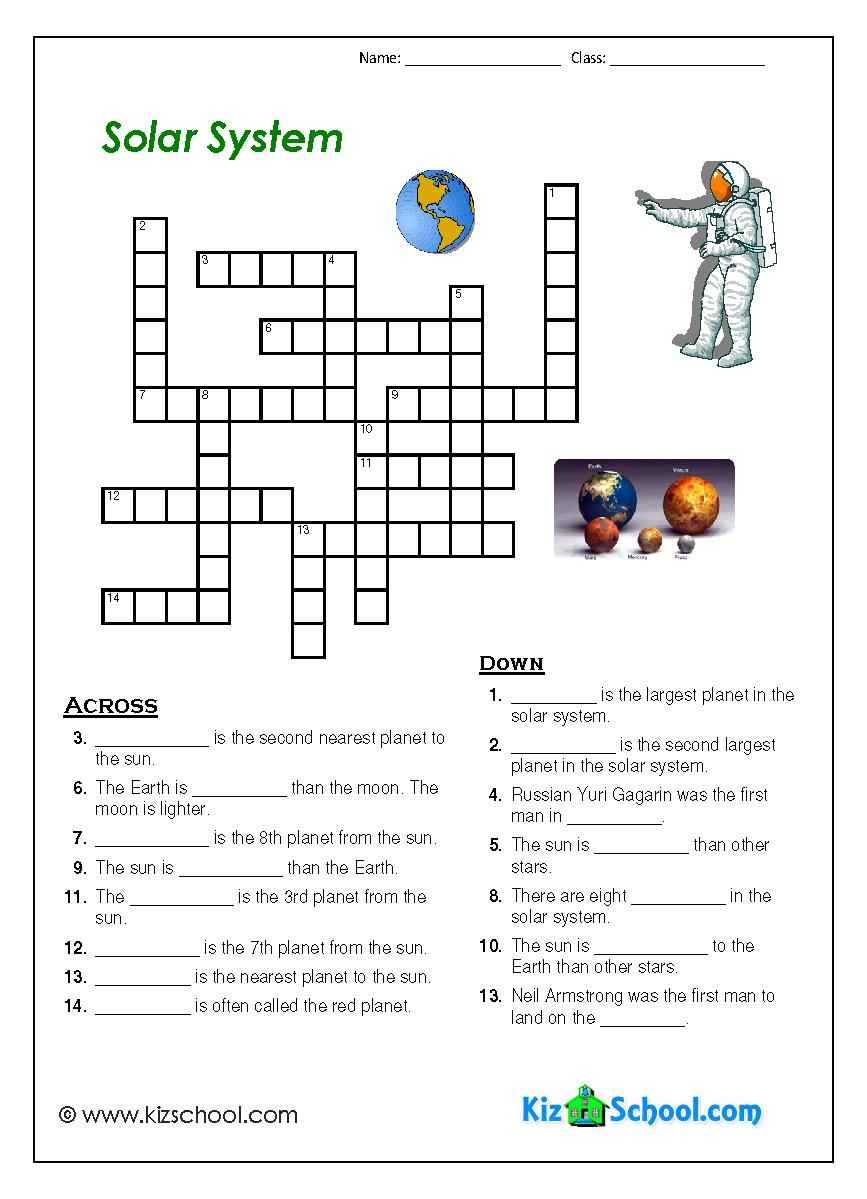 Solar system worksheets pics about space for Solar energy articles for kids